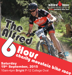 The Alfred 6 hour – 19  September 2015