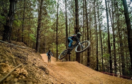 REVAMP OF MTB PARK TRAIL HEAD TO TAKE MYSTIC TO THE NEXT LEVEL